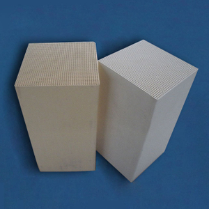Honeycomb Ceramic for RTO Heat Exchanger Treatment