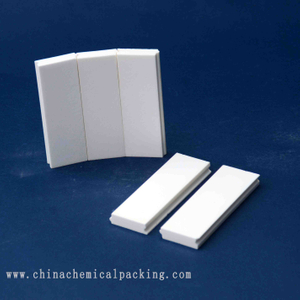 Alumina Tile As Pipe Liner