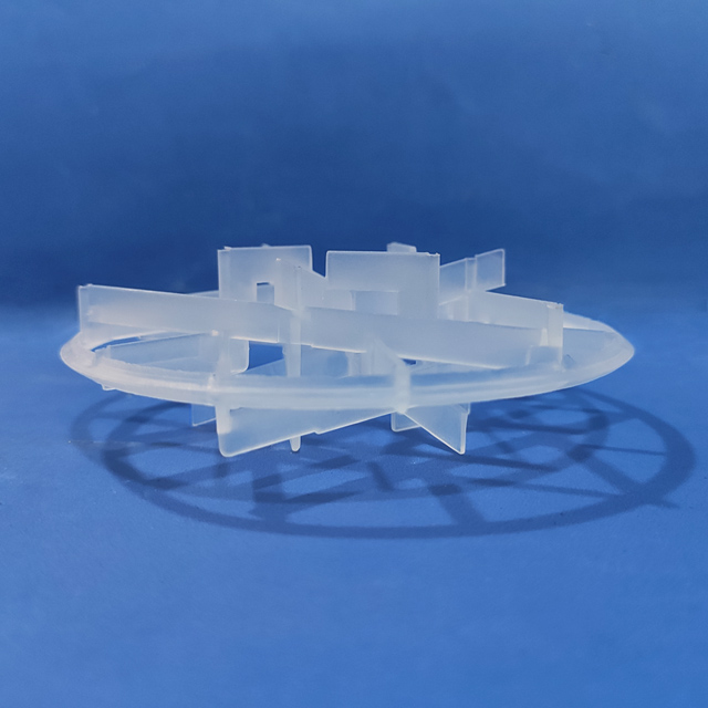 Plastic Snowflake Ring for Water absorbe, Seawater separation, Desulfurization
